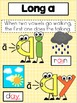 Talking Vowels Posters and Flashcards