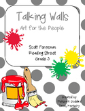 Talking Walls : Reading Street : Grade 3