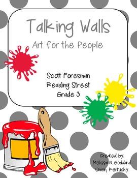 Talking Walls : Reading Street : Grade 3