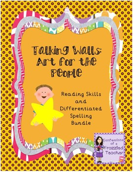 Talking Walls Reading and Spelling Bundle (Scott Foresman Reading Street)