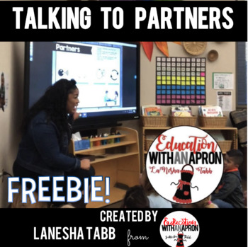 Talking With a Partner Slides
