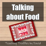 Talking about Food (Printable Board Game Pack)