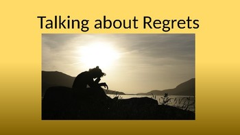 Talking about Regrets