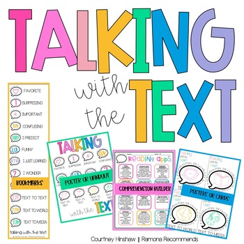 Talking with the Text Comprehension Helper!