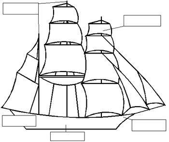 Astounding Tall Ship Worksheet By Mrs Darby Teachers Pay Teachers Wiring Cloud Hisonuggs Outletorg