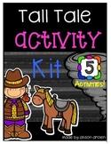 Tall Tale Activity Kit