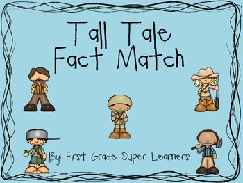Tall Tale Fact Match