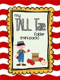 Tall Tale Folder Cover and Graphic Organizer