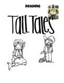 Tall Tale Reading Unit Grade 4