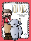 Tall Tales - A Unit Study based on some BIG characters