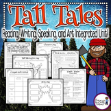 Tall Tales: An ELA and Art Integrated Unit