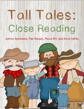 Tall Tales: Close Reading