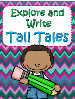 Tall Tales: Compare/Contrast, Story Map, Graphic Organizers
