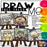 Draw Me! Tall Tales-Directed Drawings
