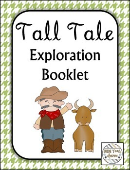 Tall Tales Exploration Booklet