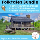 Tall Tales Bundle: Fun With Figurative Language and Create Your Own Pop Up Books