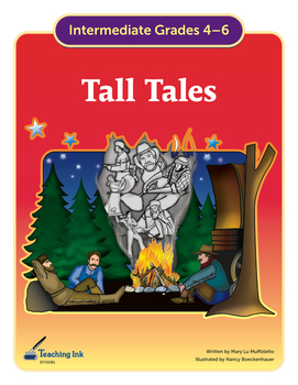 Tall Tales (Grades 4-6) by Teaching Ink