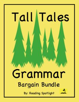 Bargain Bundle: Tall Tales Grammar Stories