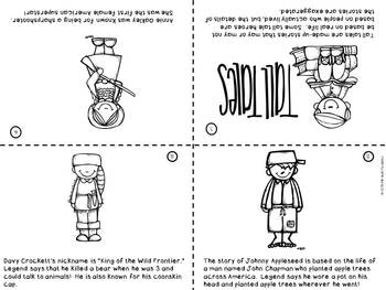 Tall Tales: Graphic Organizers & More
