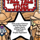 Tall Tales I Can Read and Write About for the Common Core