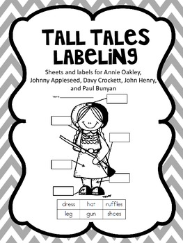 Tall Tales Labeling