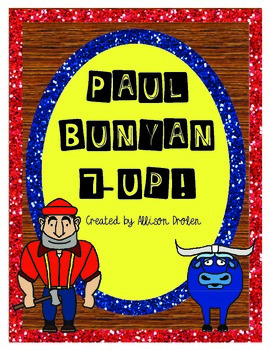 Tall Tales: Paul Bunyan 7-Up Game!
