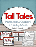 Tall Tales: Activities for Grades 3-6