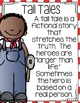 Tall Tales (Reader's Theater, Activities and Figurative Language Lessons)
