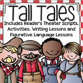 Tall Tales (Reader's Theater, Activities and Figurative La