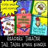 Tall Tales Readers Theater-Davy Crockett-Johnny Appleseed-