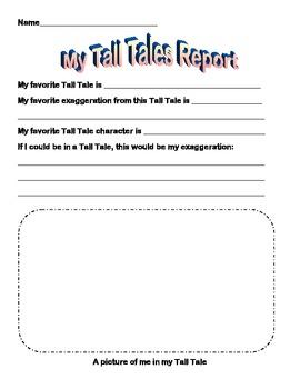 Tall Tales Report
