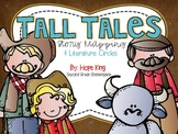 Tall Tales: Story Mapping & Literature Circles