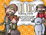 Tall Tales Story Response Journal for K-2