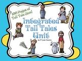 Tall Tales Unit: Complete Integrated Math, E.L.A. and Social Studies Unit