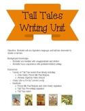 Tall Tales Writing Unit
