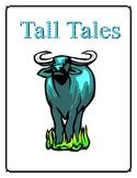 Tall Tales - Writing a Tall Tale