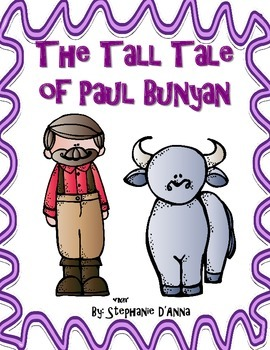 Tall Tales and Folk Legend stories