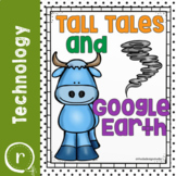 Tall Tales and Google Earth Activity Paperless