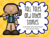 Tall Tales and Other Stories: A Unit for Speech and Language Therapy