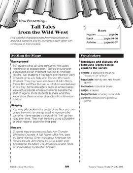 Tall Tales from the Wild West