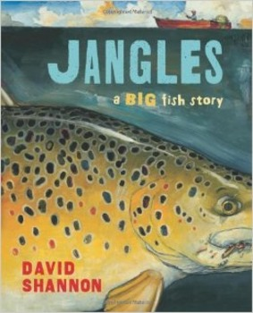 """Teaching Tall Tales with """"Jangles"""" by David Shannon"""