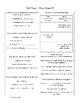Tall Tony Activity Sheets ~ Reader's Library ~ 3rd Grade