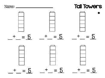 Tall Towers Differentiated Center