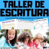 Writing Workshop in Spanish unit 1 (TALLER DE ESCRITURA)