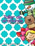 Taller de Oraciones {Enero y Febrero} Let's fix sentences in Spanish