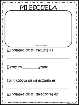 Taller de escritura/ Writing workshop in Spanish unit 4 (2018)