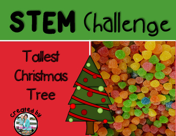 Tallest Christmas Tree STEM Engineering Challenge