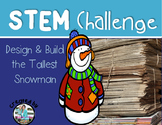 Tallest Snowman STEM Engineering Challenge