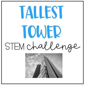 Tallest Tower STEM Challenge