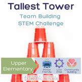 Tallest Tower STEM Team Building Challenge